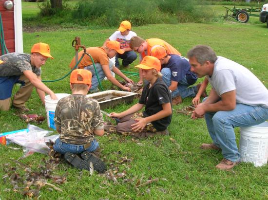 2010 Youth Pheasant Hunt