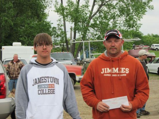 3rd Place Team Casey Dodgson & Logan Clark
